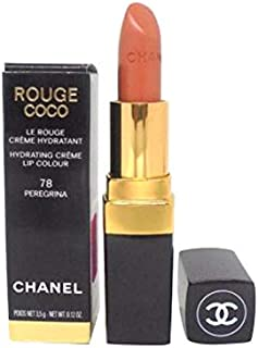 Chanel Rouge Coco Hydrating Crème Lipstick - 3.5 g, 78 Peregrina