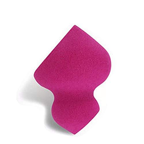 Makeup Sponge Œuf de beauté cosmétique hydrophile BB crème gyro en forme d'éponge éponge de poudre en poudre rose Makeup Sponge