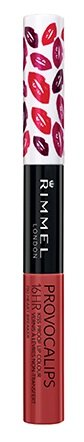 Rimmel Provocalips 16hr beso labio Proof Color–730Make Your Move