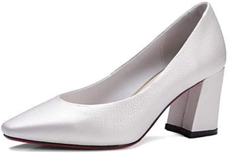 LvYuan-ggx Da donna Tac  Comoda PU (Poliuretano) Prima  Casual Comoda Bianco Piatto, bianca, us5.5   eu36   uk3.5   cn35