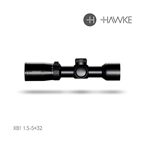 Our #4 Pick is the Hawke Sport Optics 12221 XB1 Crossbow Scope