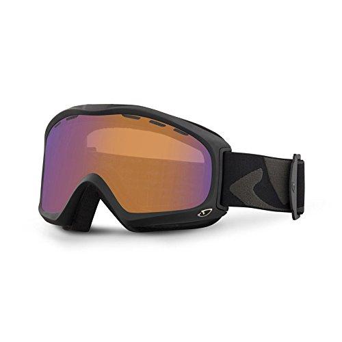 Giro Masque de Ski Signal Noir/Persimmon Boost Taille Unique