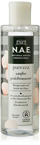 N.A.E. Naturale Antica Erboristeria purezza sanftes Gesichtswasser, COSMOS Organic zertifiziert & vegane Formel, 1er Pack (1 x 200 ml)
