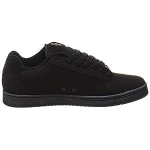 Etnies Mens Fader LS Shoes Footwear,Black Dirty Wash,10