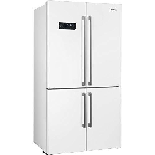 Smeg Kühlschrank Side by Side FQ60B2PE1 weiß 90 cm