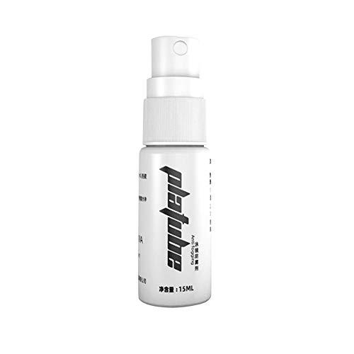 weiyuan Brillenreiniger spray, anti-mist voor bril, geschikt voor anti-condens-reiniging van zwembril, bril, spiegels en glazen deuren.