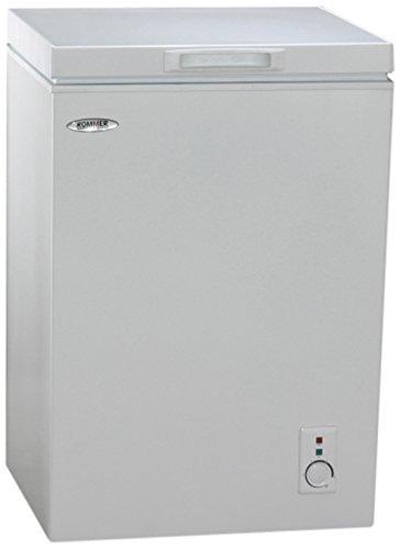 ROMMER MF-110 A+ Independiente Baúl 100L A+ Blanco - Congelador (Baúl, 100 L, T, 37 dB, A+, Blanco)