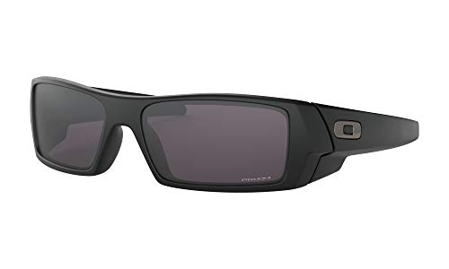 Oakley Men's Standard Issue Gascan Uniform Collection Sunglasses,OS,Matte Black/Prizm Grey