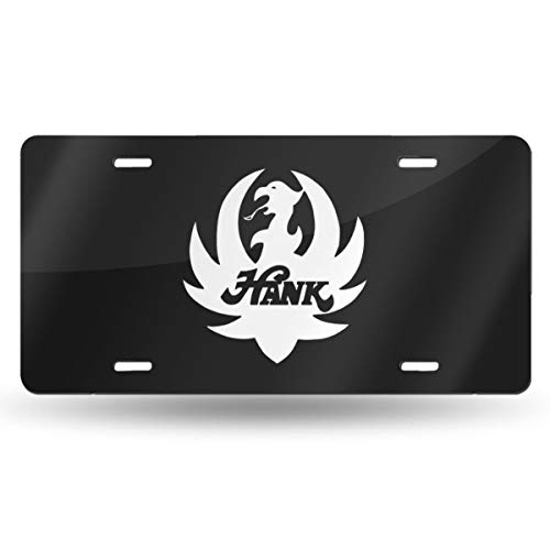 "FHJEyh3 Hank Williams Jr Metal License Plate Tag,6"" X 12"""