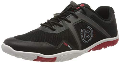 bugatti Herren 341917036900 Sneaker, Schwarz, 42 EU