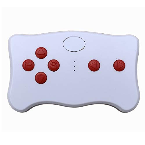 wellye 2.4G Bluetooth Remote Control Red Button Transmitter Accessories Kids Powered Wheels Children Electric Ride On Toy Car Replacement Parts