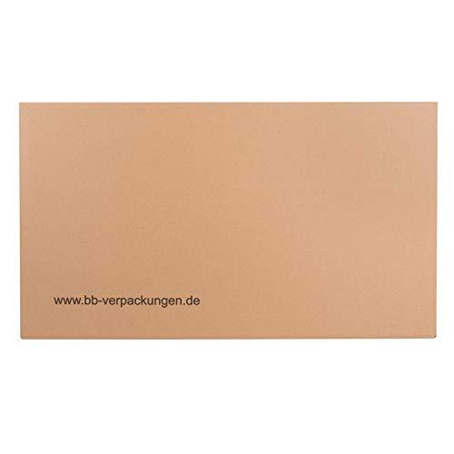 Umzugskartons 10 Stück Profi STABIL 2-wellig von BB-Verpackungen - 3