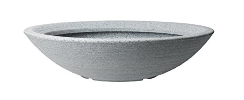 Stewart 5110077 Low Varese Bowl - Alpine Grey
