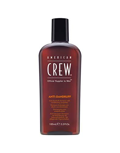 AMERICAN CREW Anti-Dandruff Shampoo, 3.3 oz.