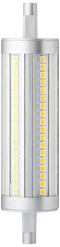 Philips Lampadina LED Lineare 118 mm, 120 W, Attacco R7S, 4000K, Dimmerabile