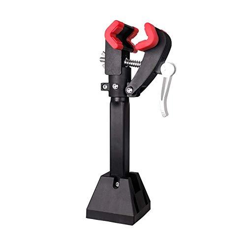 Fahrrad Workstands, Wandhalterung Fahrrad Reparatur Ständer, Fahrrad Mechaniker Pflege Rack Montageständer, Faltbar Fahrrad Garage Aufbewahrung Rack mit Einstellung Klemme