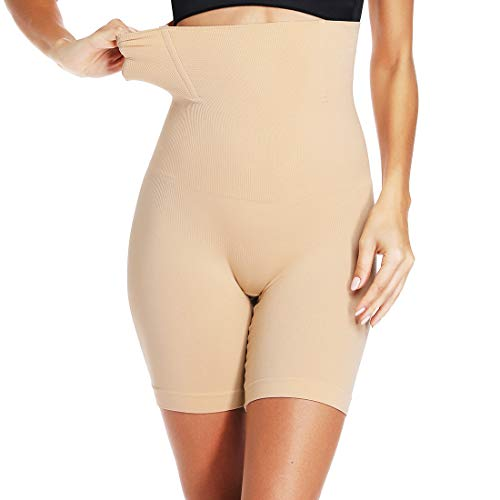 Shapewear for Women Thigh Slimmer Slip Short Control Panties Body Shaper Under Dress Boyshorts