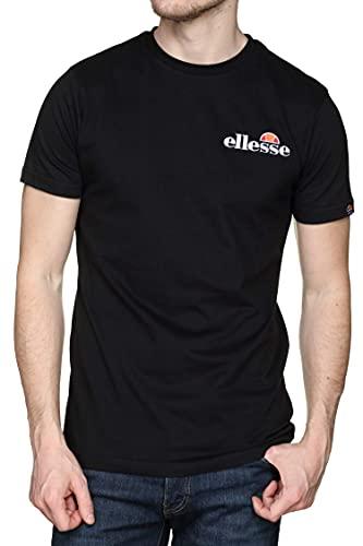 Ellesse Voodoo T-Shirt Hombre, Black, L