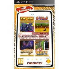 Jogo Namco Museum Battle Collection PSP