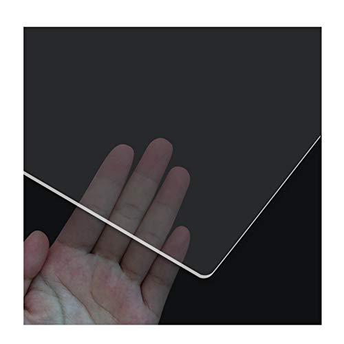AMDHZ Tapetes for Mesa Stera De Mesa De TPU Mantel Transparente 1,5 Mm Vidrio Blando Transparente Estera De Protección Antideslizante (Color : 1.5mm(Transparent), Size : 60 * 120CM)