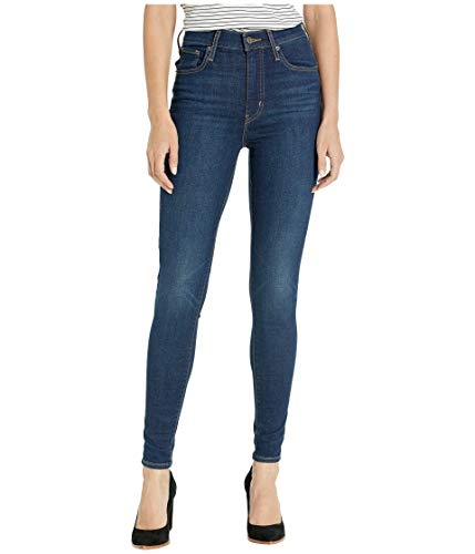 Levi's Women's Mile High Super Skinny Jeans, on The House, 27 (US 4)