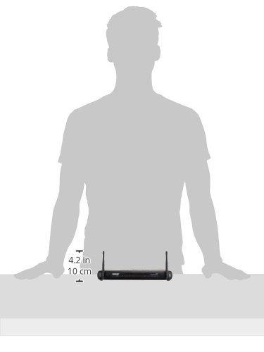 シュアー SHURE シュア) シュア) ワイヤレスマイク SVX188J CVL-JB1