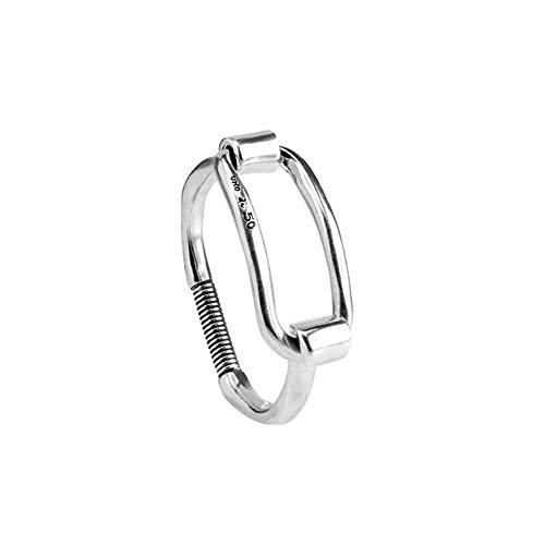 Uno de 50 Damen-Armband Metal Mix Silber Poliert PUL0225MET X