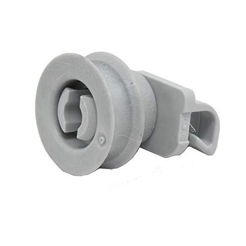 WP99003147 Dishwasher Upper Dishrack Wheel/Roller 99003147 for Whirlpool Genuine OEM