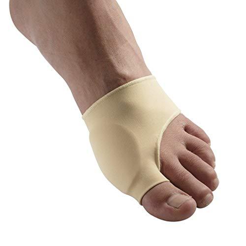 LP Support 350 Ballenschutz Bandage bei Hallux Valgus - Hallux-Valgus-Bandage - Ballenschutz, Größe:L, Farbe:natur