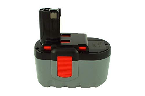 PowerSmart - Batería para Bosch GSB 24 VE-2/N, GSR 24 VE-2, GSR...