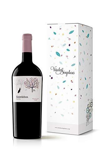 Viñedos Singulares Entrelobos Tinto Fino 2018 Tinto Vino Mágnum Estuchado - 1500 ml