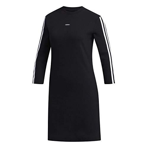 adidas Athletics Women's Moment Dress (M, Black)