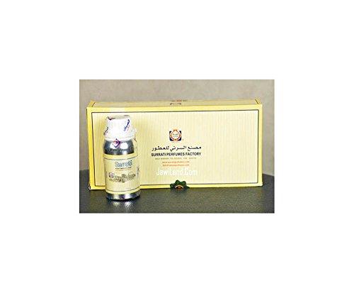 Tom Oudh by Surrati - Aceite concentrado de perfume Attar/ittar con Oud y madera