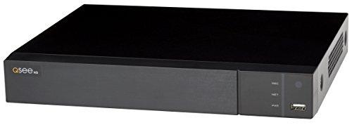 Q-See QTH916-2 Home Security DVR 16 Channel Analog HD 1080P DVR Camera, Black