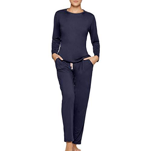 Impetus Travel Woman - Pijama para mujer, color azul azul 40-42