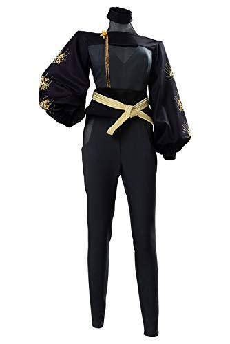RedJade Fate/Grand Order FGO Oda Nobunaga Uniforme Traje de Cosplay Disfraz Mujeres S