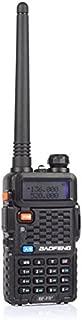 BaoFeng BF-F8+ 2nd Gen UV-5R Dual-Band 136-174/400-520 MHz FM Ham Two-Way Radio Transceiver