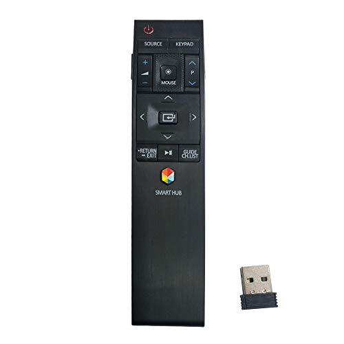 SNOWINSPRING Mando una Distancia Inteligente de Reemplazo para Smart TV Control Remoto BN59-01220E BN5901220E RMCTPJ1AP2