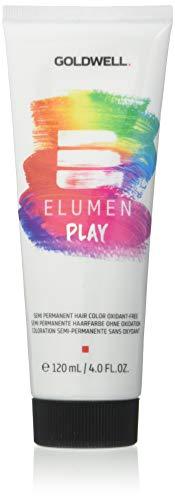 Goldwell Elumen Play Semi Permanent Farbe, Violet, 120 ml 120ml VIOLET Violett mysterious violet