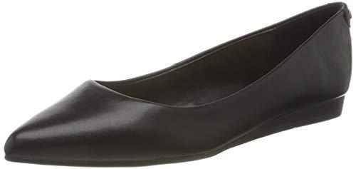 Aldo ZARENI, Zapatos Tipo Ballet Mujer, Black, 38 EU