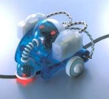 Robot in kit Hyper Line Tracer [Giocatto]