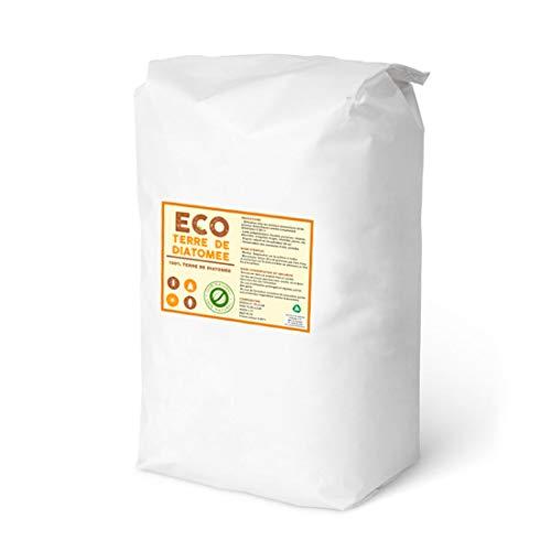 ECO Terre de Diatomee 25kg | Non Calcinée | Alimentaire...