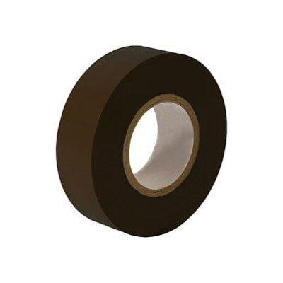 Premium marrón PVC cinta aislante eléctrica-19mm x 20m-alta calidad-fuerte rollo por gocableties