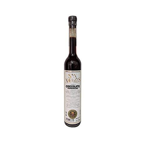 SAN NICHOLAUS LIQUORE CIOCCOLATO AL PEPERONCINO 100 ml - Alc. 17%