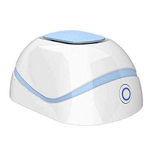 Timagebreze Generador de Ozono Casero Multiusos MáQuina de DesodorizacióN y DesinfeccióN Purificador de Aire Azul