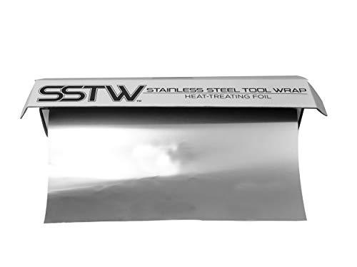 "Type 309 Stainless Steel Tool Wrap | Heat Treat Foil 24"" x .002"" x 10'"
