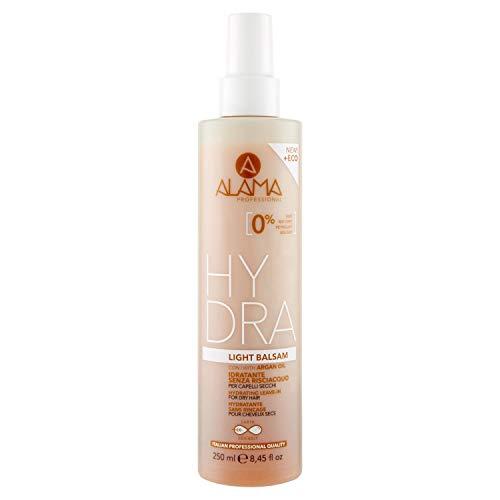 Alama Professional HYDRA Spray Idratante Leggero per Capelli Secchi Senza Risciacquo 250 ml