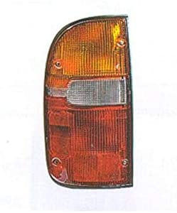 Left Max 43% OFF Driver Side Tail Light - Assembly with Compatible NEW before selling ☆ 1995-2000