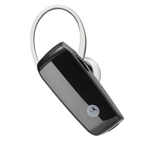 Motorola HK255 - Auricular inalámbrico Bluetooth, Color Negro