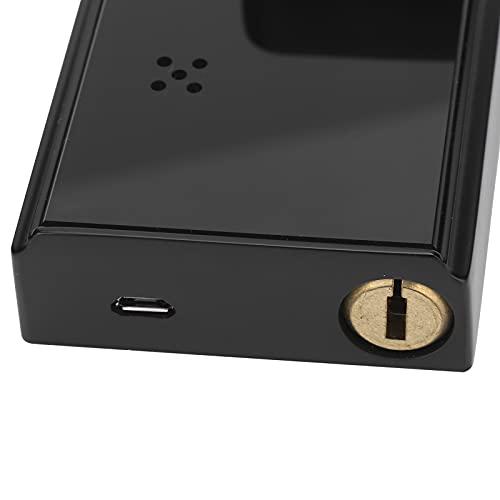 Cerradura antirrobo, función táctil Múltiples modos de apertura de puertas Cerradura de puerta remota inteligente, caja fuerte para cerradura de puerta Oficina en casa antirrobo